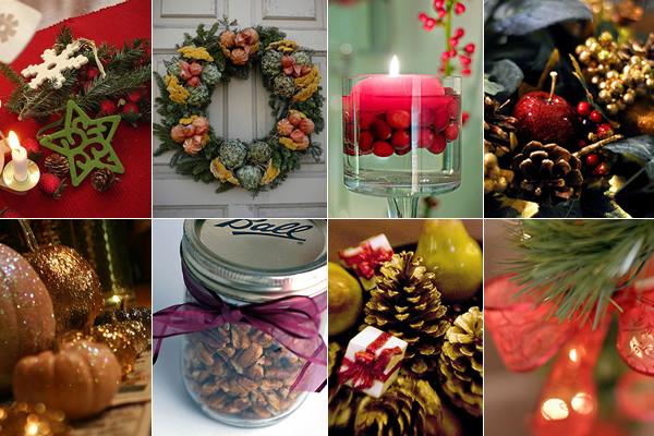 Ideias De Natal ~ Enfeites de Natal e Ideias para Decorar