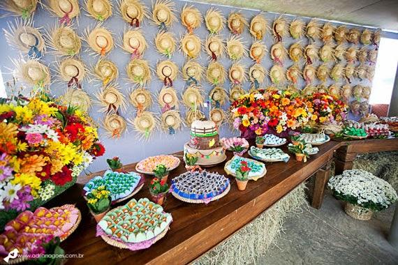 festa junina jardins : festa junina jardins:Decoração para Festa Junina