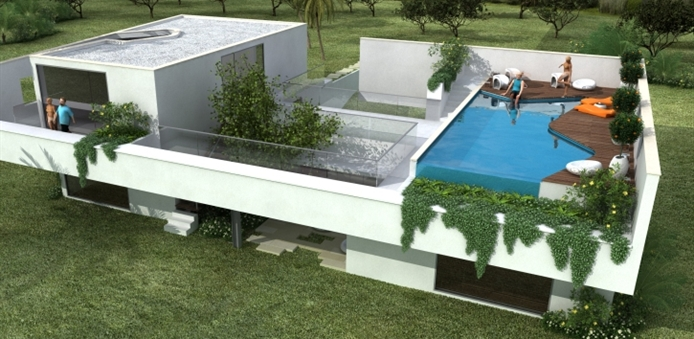 Moderna-casa