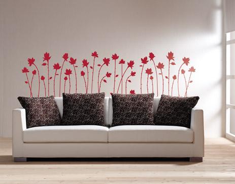 adesivos decorativos sala