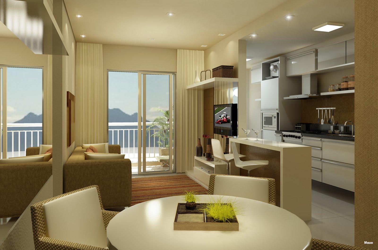 Ideias para decorar apartamentos pequenos #9E8C2D 1600 1060