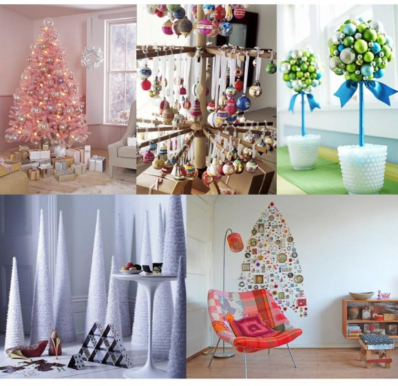 Decoração de Natal para espaços pequenos