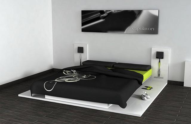 camas japonesas um pouco do oriente em casa