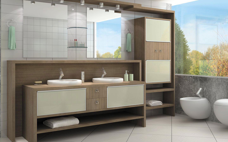 Dicas De Como Decorar Banheiro Pequeno Fotos E Modelos Pictures to pin  #1F75AC 1440x900 Banheiro Branco Como Decorar