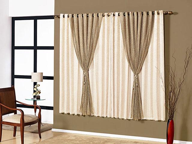 decoracao de interiores cortinas para sala:Modelos de cortinas para a decoração de interiores