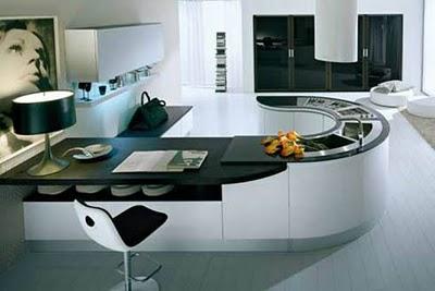 cozinha moderna redondo