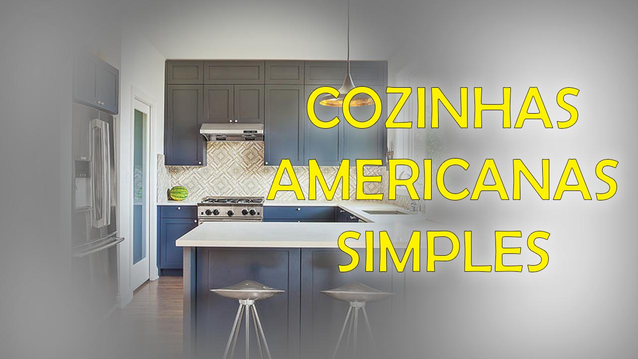 #2DA823 Pin Cozinhas Planejadas Pequenas Dicas De Decoração Fotos on  1200x900 px Como Fazer Balcão Cozinha Americana #1699 imagens