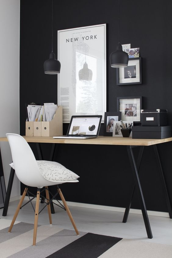 decoração escritorio gira