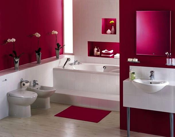 decoração interiores casa de banho