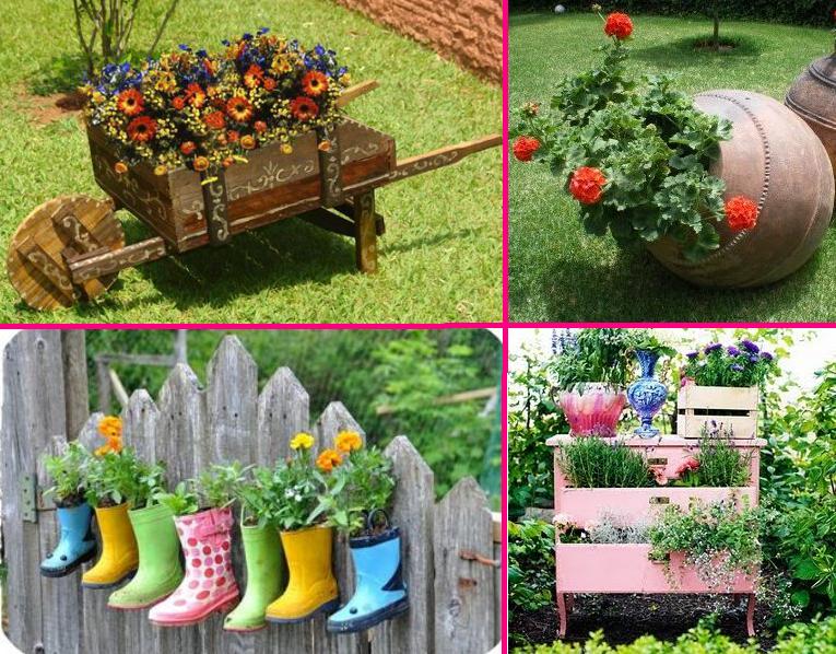 decoracao jardim paletes : decoracao jardim paletes:Dicas de decoração para jardim