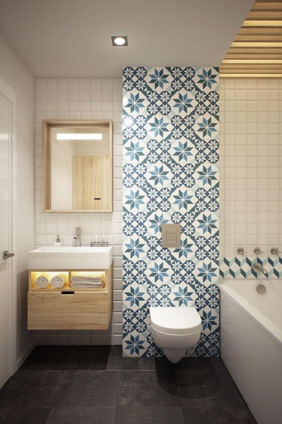 decoraçao banheiros pequenos