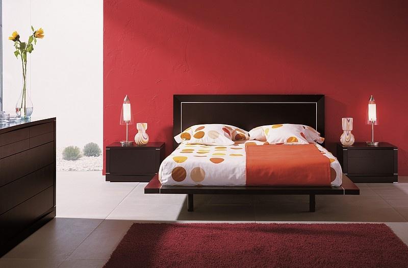 decoracao-casa-vermelho-quarto