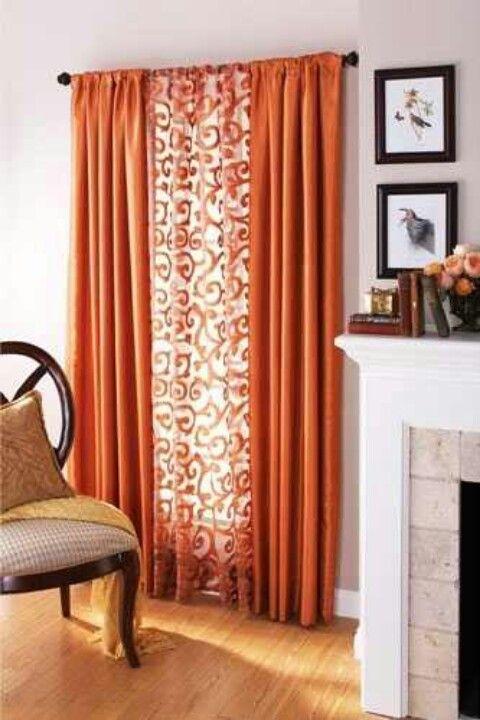 decoracao com cortinas