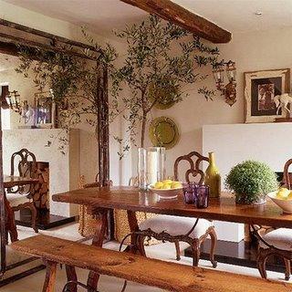 decoracao cozinhas rusticas