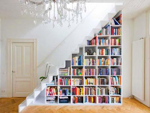 Decoração de Interiores – Estante de Livros