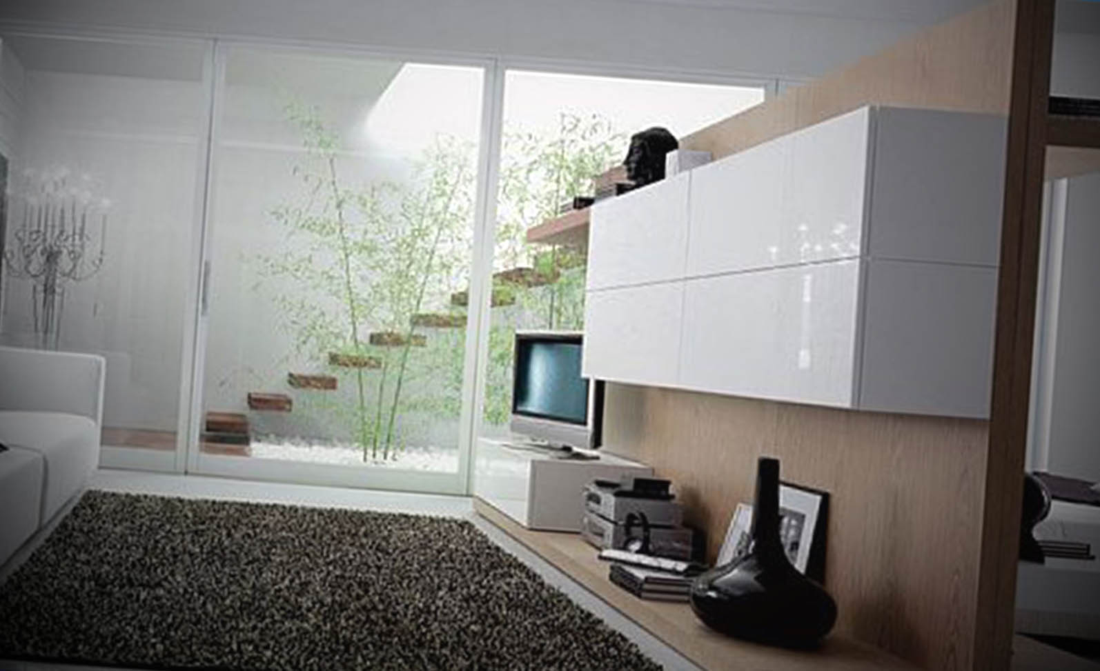 Fotos de salas de estar moderna for Kit sala de estar