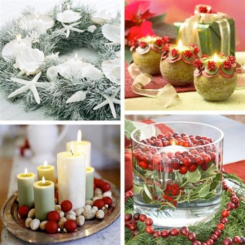 decoracao natal velas1