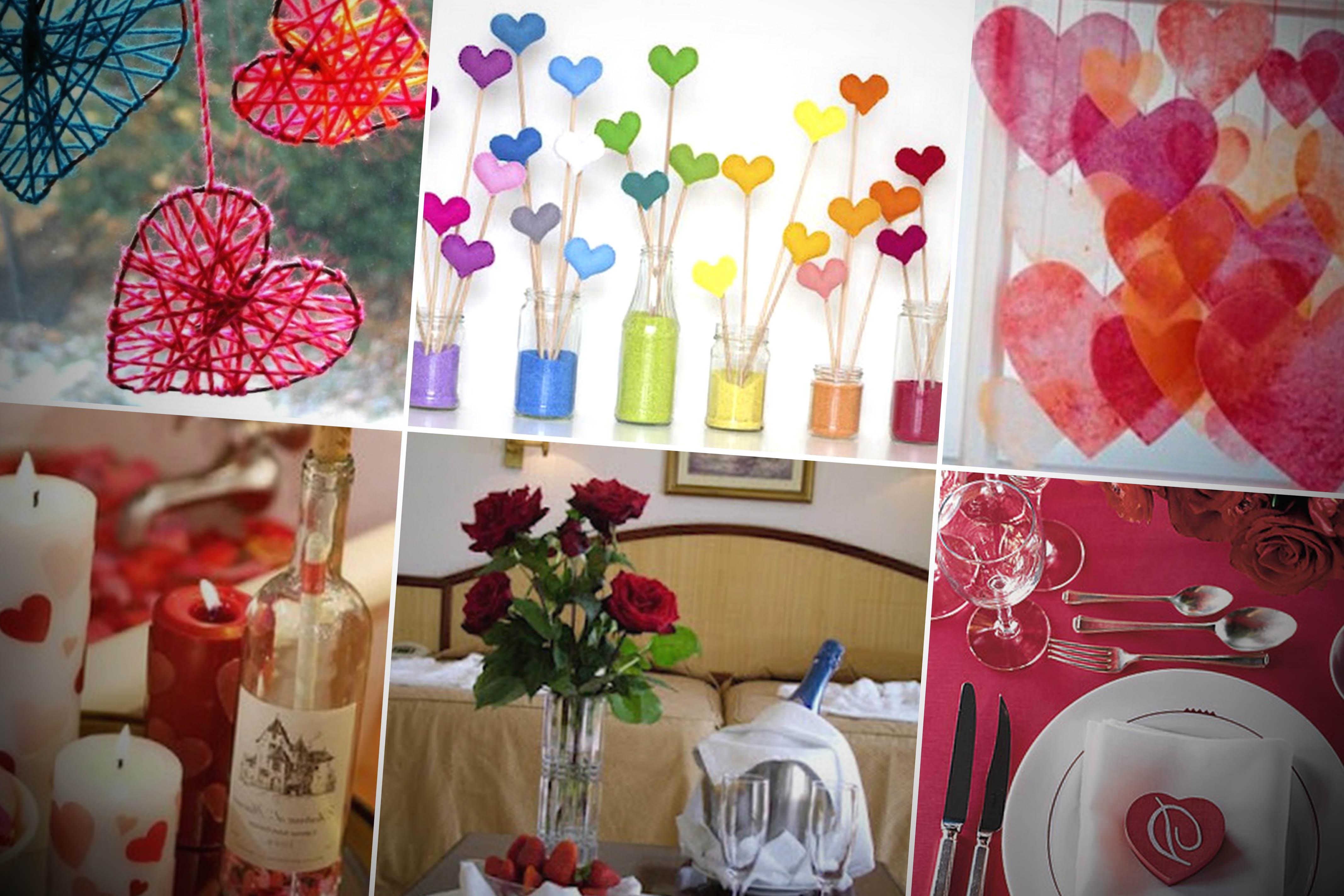 Fabuloso Decoração Dia Dos Namorados No Quarto – Nchome.info HI74