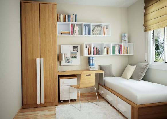 decoracao para quarto pequeno