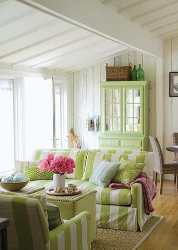decoracao de sala verde:Em cima demos algumas dicas para usar o verde em decoração de