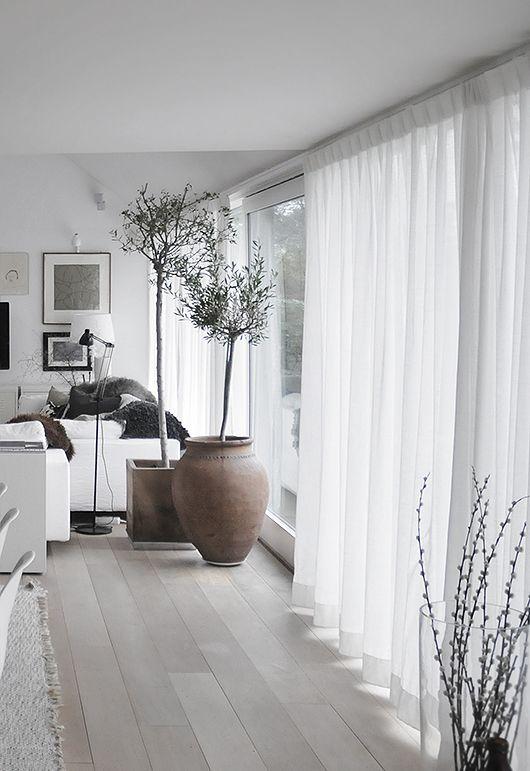 decorar com cortinas