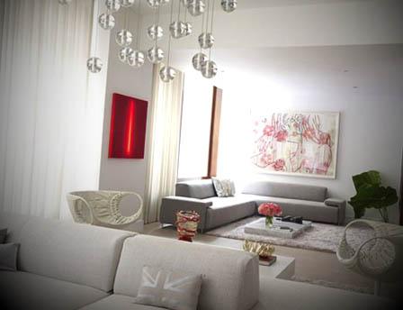 Fotos de decora o de casas modernas for Aplicacion para decorar interiores