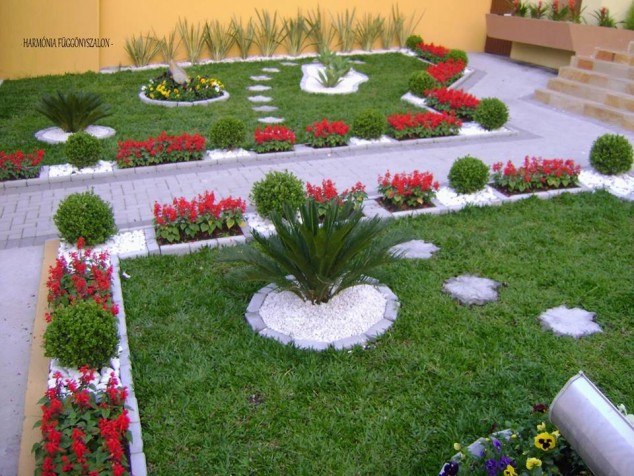 decorar jardim com pedras 9