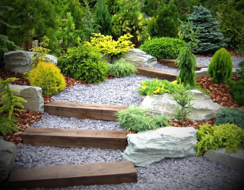 fotos de jardim externo:Fotos de Jardins Externos Decorados