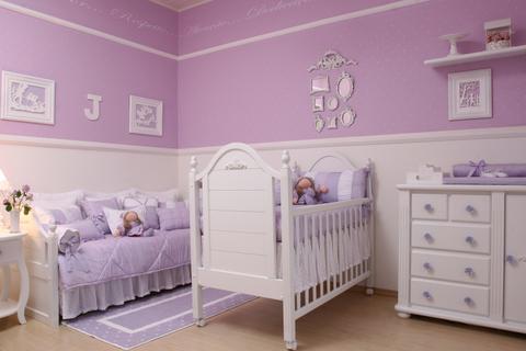 Decorar quarto de bebé