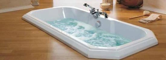 Dicas para escolher a banheira