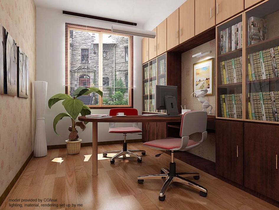 escritório feng shui 11