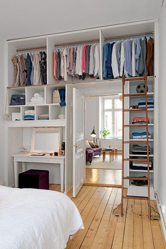 espaços pequenos decorados