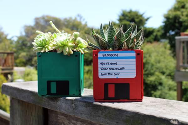 ideias criativas reciclar aparelhos 8