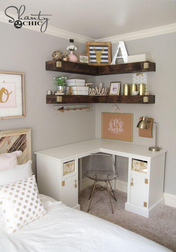 ideias decoraçao espaços pequenos