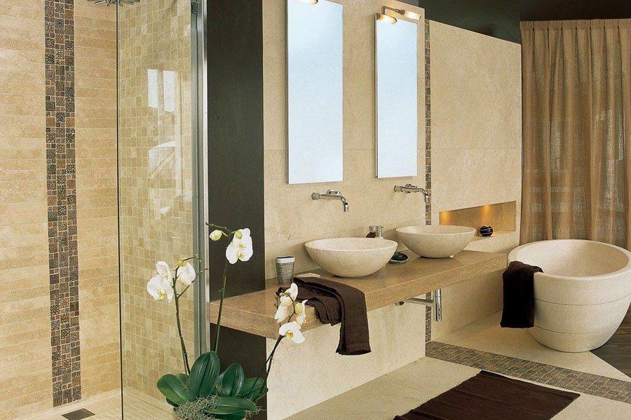 ideias decorar casa banho