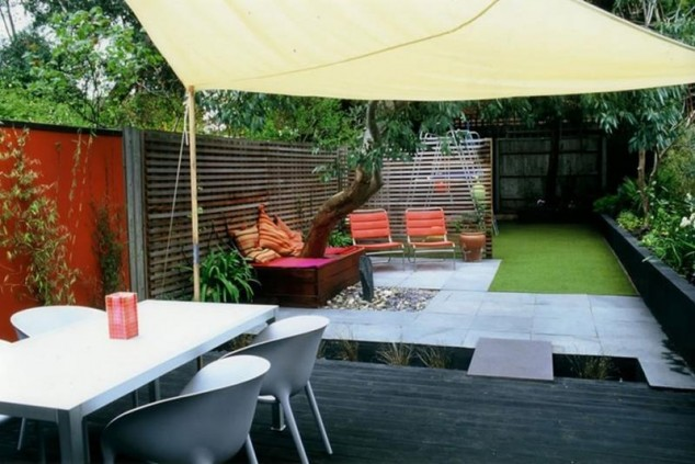ideias jardins pequenos : ideias jardins pequenos:Small Modern Garden Design Ideas