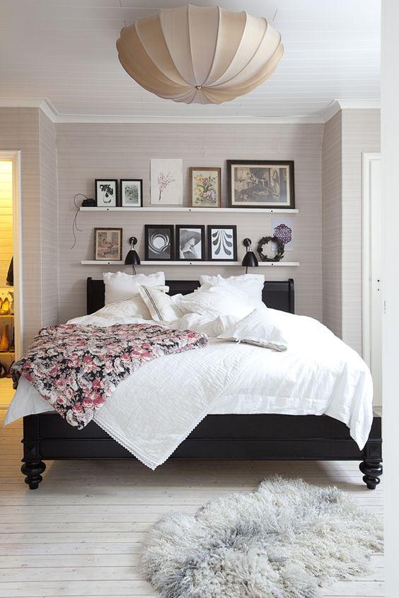 ideias para decorar quarto dormir 2