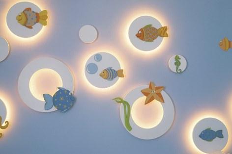 iluminacao quarto bebe