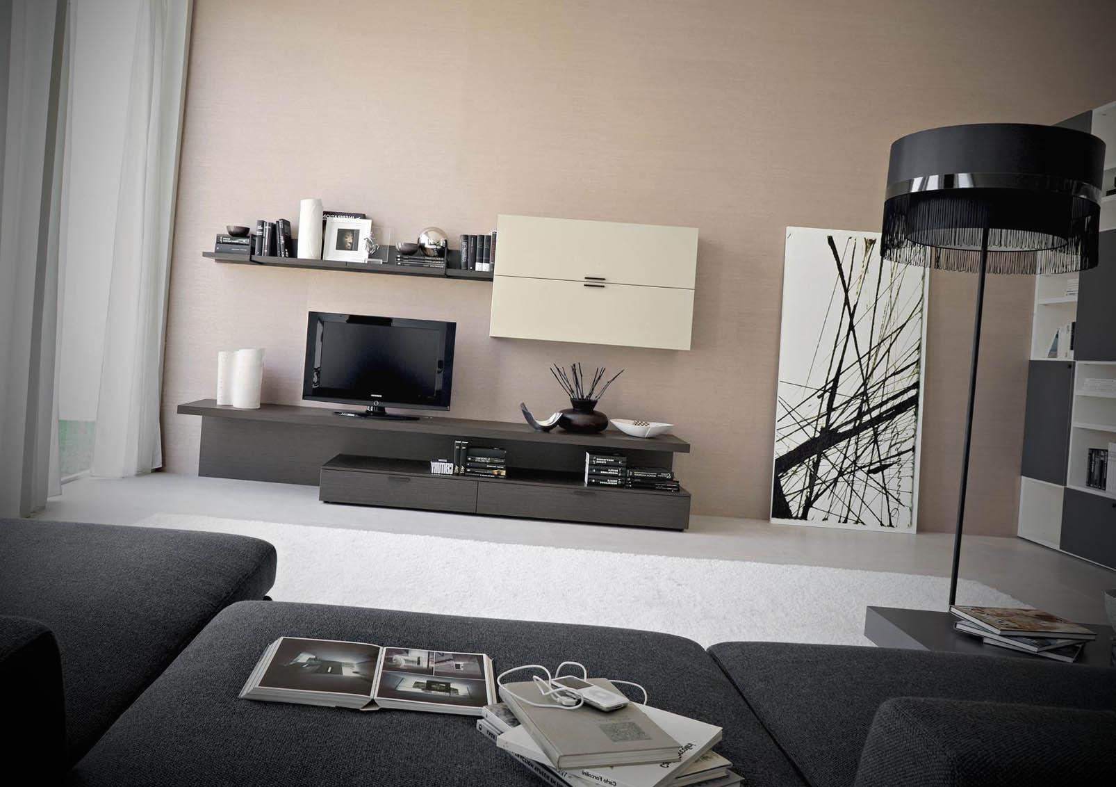 Dicas de decoração de salas de estar moderna #7A6651 1606x1132