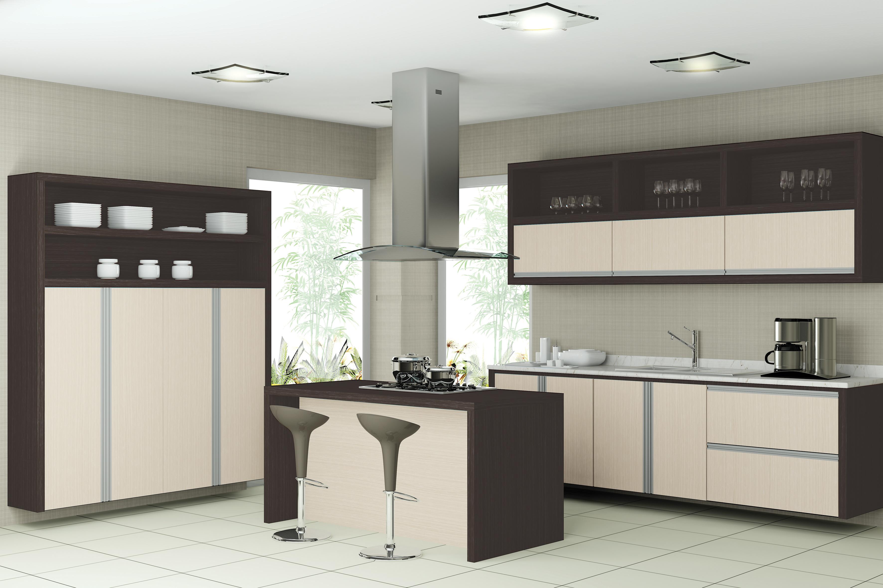 modelos cozinhas moduladas