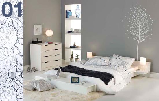 Melhor Cor Para Se Pintar O Quarto ~ Cores para decorar o quarto
