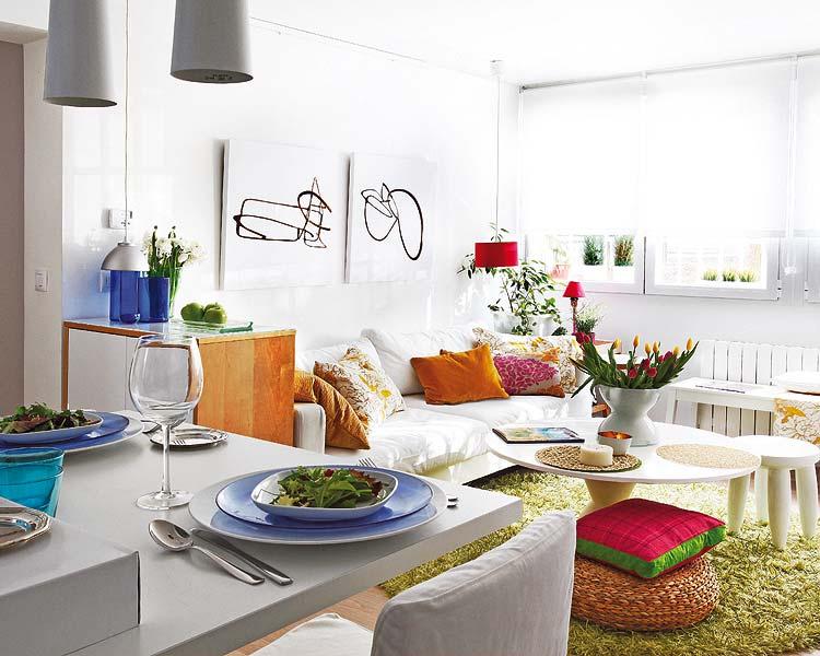 Decoração para apartamentos alugados