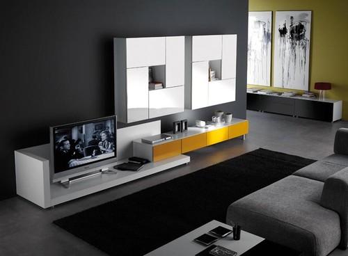 Decoração Salas Modernas
