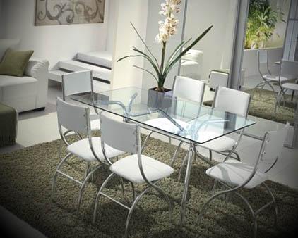 vasos decorativos para mesa de jantar para familia