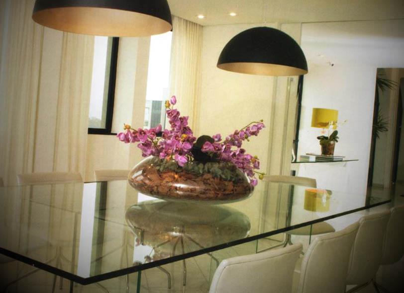 vasos decorativos para mesa de jantar sala e chão